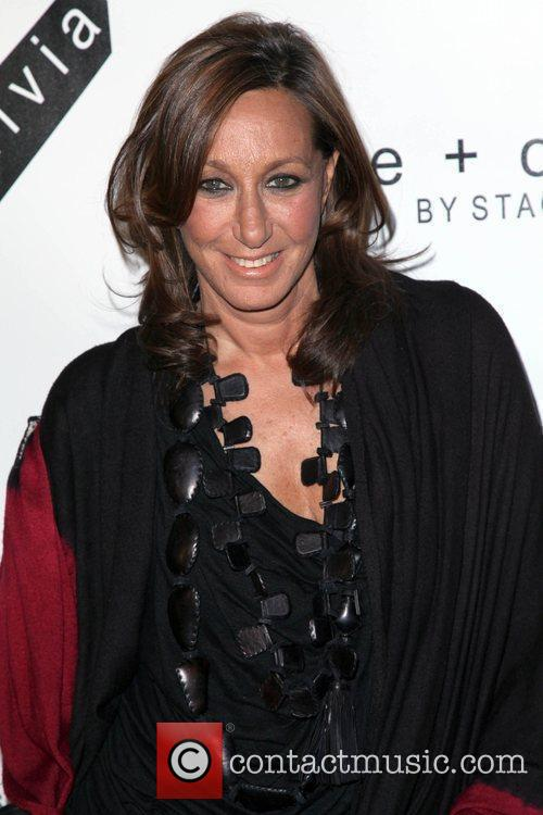 Donna Karan  2nd Annual Bent on Learning...