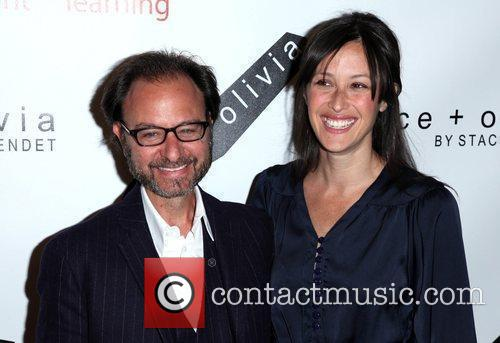 Fisher Stevens and guest 2nd Annual Bent on...