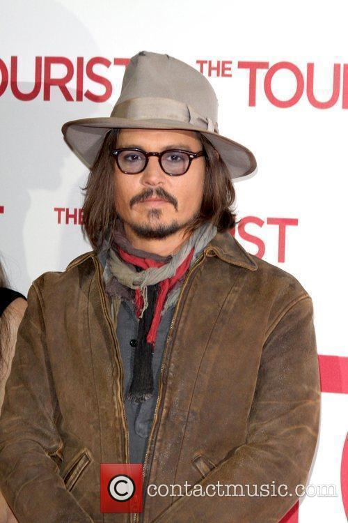 Johnny Depp and Berlin 2