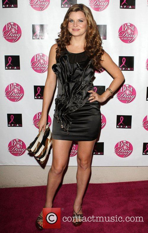 Heather Tom 8th Annual 'Best In Drag' AIDS...