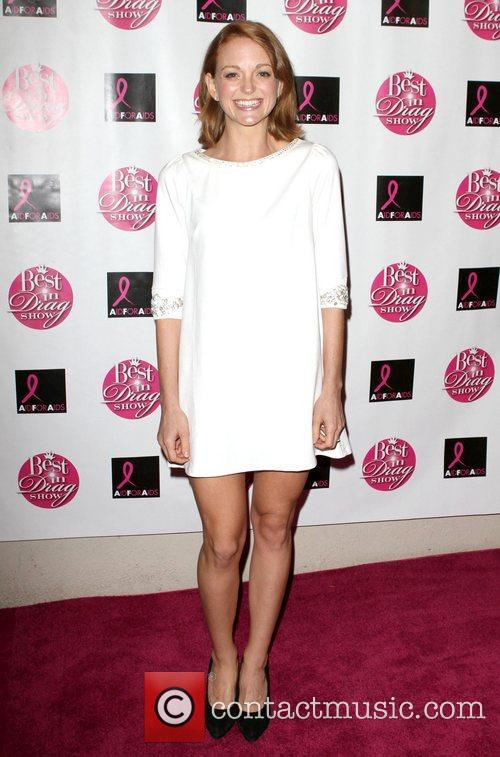 Jayma Mays 8th Annual 'Best In Drag' AIDS...
