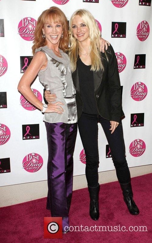 Kathy Griffin and Anna Faris 8th Annual 'Best...