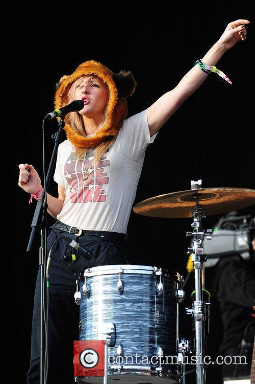 Ellie Goulding performs at Bestival festival - Day...