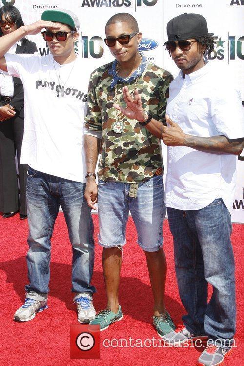 Chad Hugo and Pharrell Williams 2