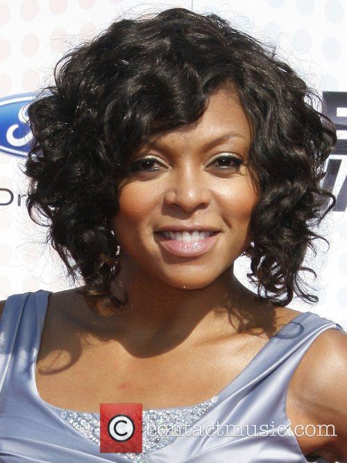 Taraji P. Henson 2010 BET Awards held at...