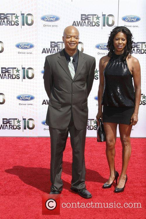 Todd Bridges 2010 BET Awards held at the...