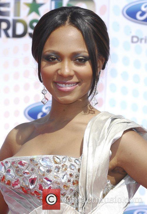 Alesha Renee 2010 BET Awards held at the...