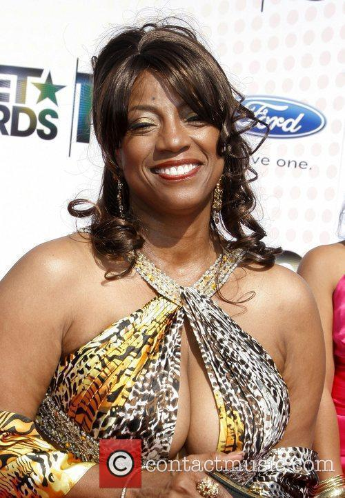 BernNadette Stanis 2010 BET Awards held at the...