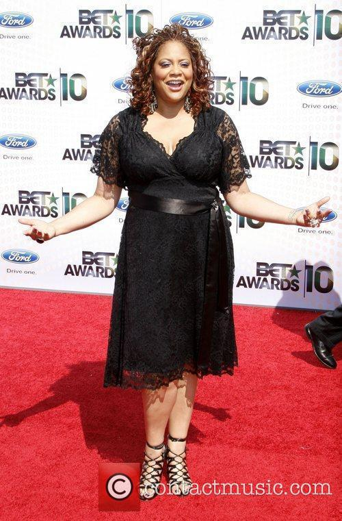 Kim Coles 2010 BET Awards held at the...