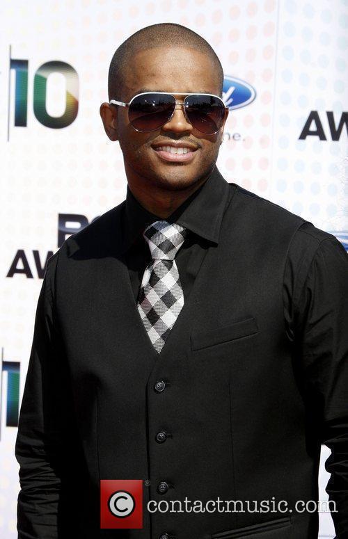 Larenz Tate 2010 BET Awards held at the...