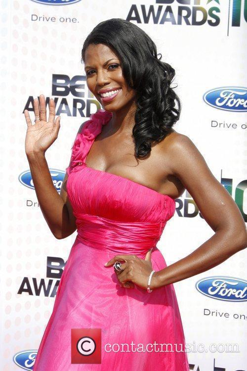 Omarosa Manigault-Stallworth 2010 BET Awards held at the...