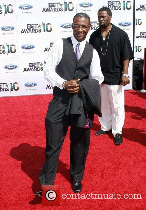 Tommy Davidson 2010 BET Awards held at the...