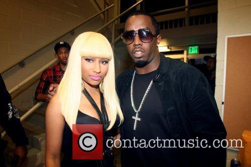 Nicki Minaj and Sean Combs 7
