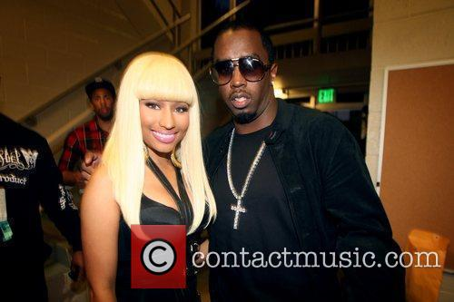 Nicki Minaj and Sean Combs 1