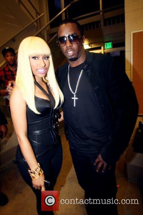 Nicki Minaj and Sean Combs 5