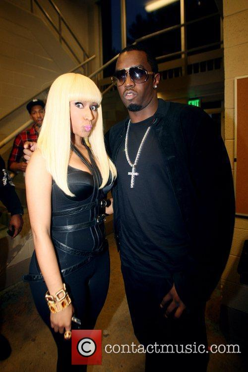 Nicki Minaj and Sean Combs 2