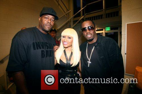 Nicki Minaj and Sean Combs 9