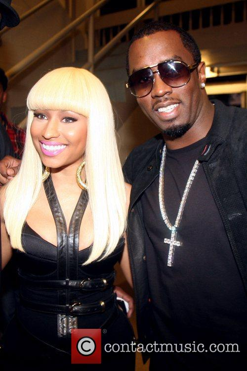 Nicki Minaj and Sean Combs 4