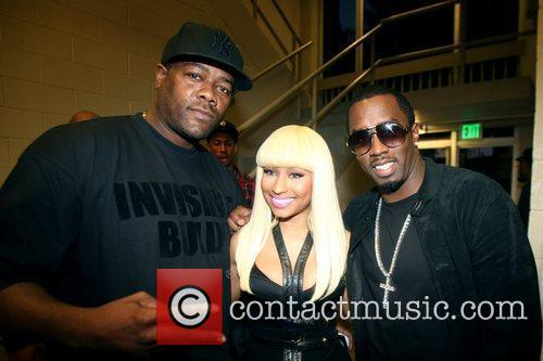 Nicki Minaj and Sean Combs 3