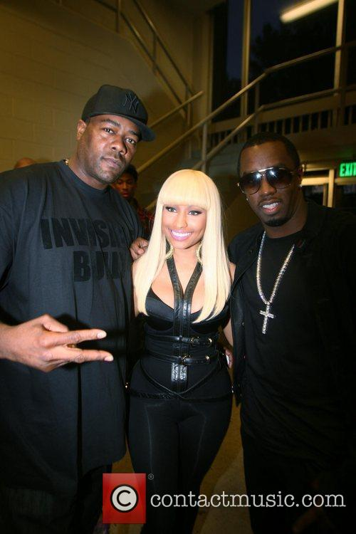 Nicki Minaj and Sean Combs 8
