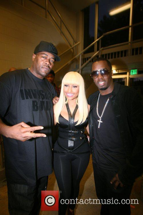 Nicki Minaj and Sean Combs 6