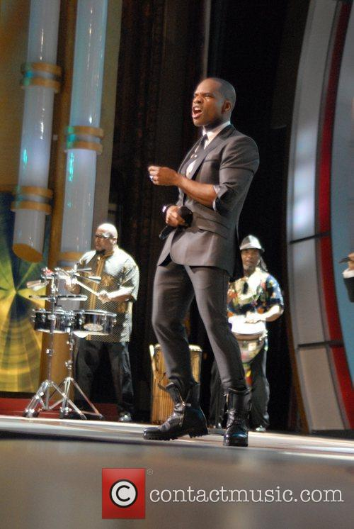 Kirk Franklin and Celebration 4