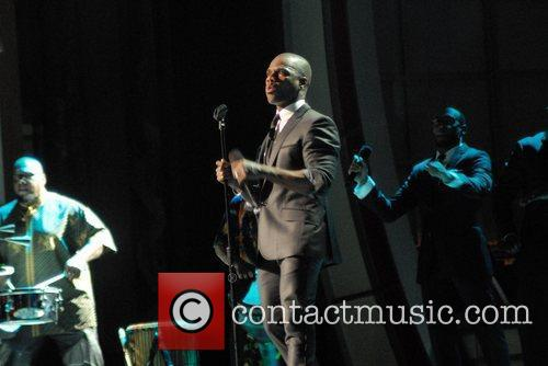 Kirk Franklin and Celebration 5