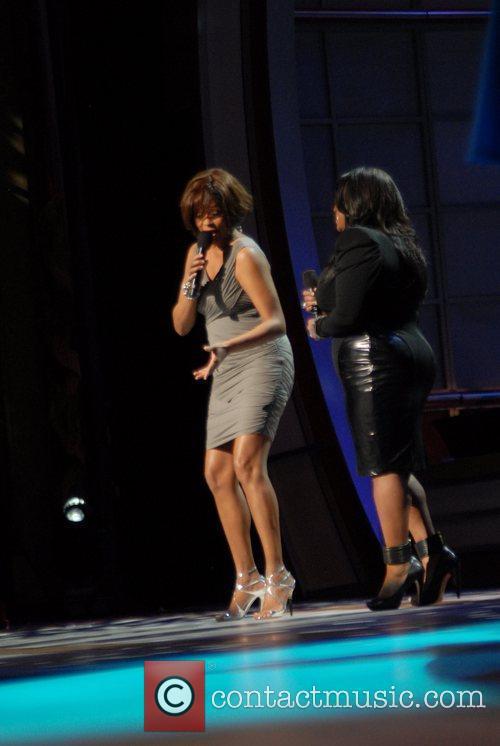 Whitney Houston and Celebration 5