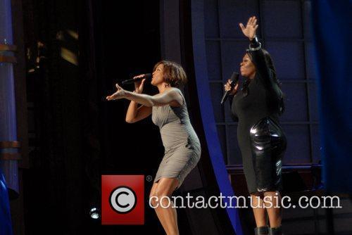 Whitney Houston and Celebration 4