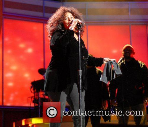 Chaka Khan and Celebration 6