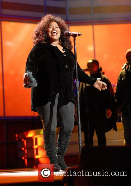 Chaka Khan and Celebration 7
