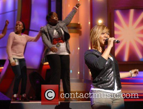 BET Celebration of Gospel Rehearsals held at Orpheum...
