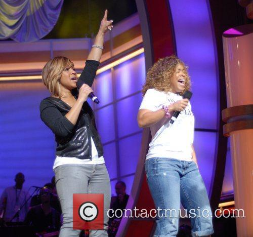 Mary Mary and Celebration 10