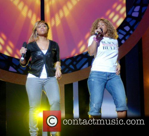 Mary Mary and Celebration 7