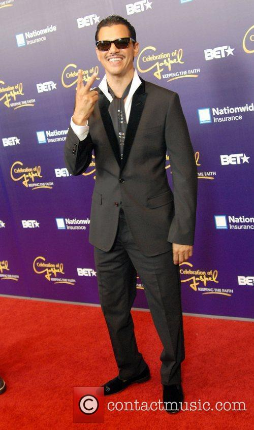 El DeBarge appears on the red carpet for...