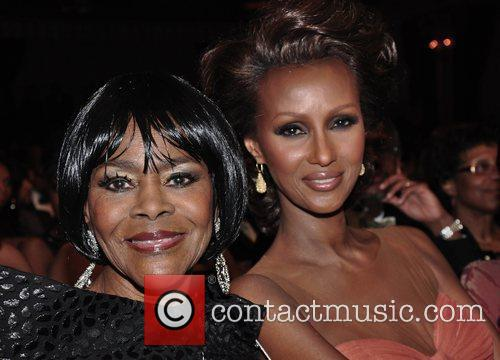 Cicely Tyson and Iman 1