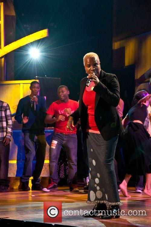 Angelique Kidjo The 2011 BET Honors Awards -...