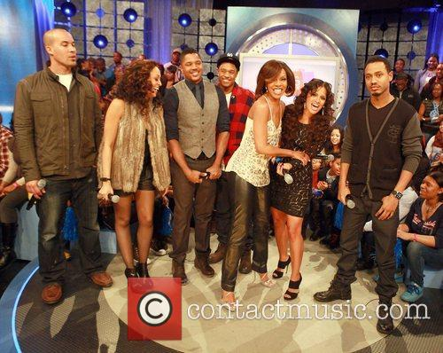 Tia Mowry, The Game and Wendy Raquel Robinson 2