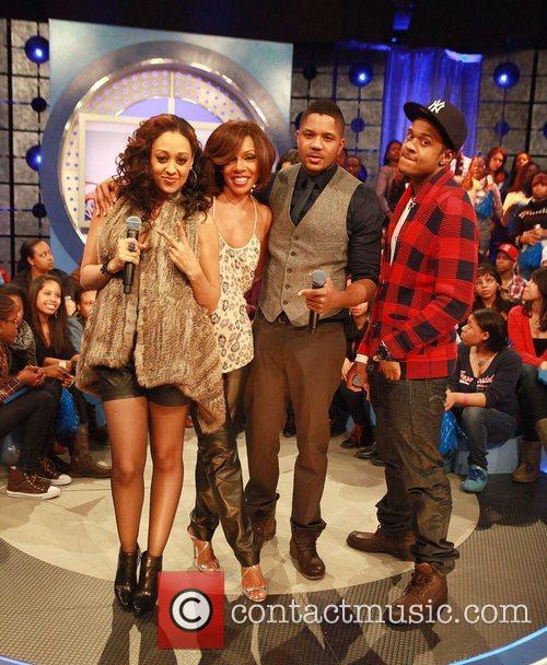 Tia Mowry, The Game and Wendy Raquel Robinson 5