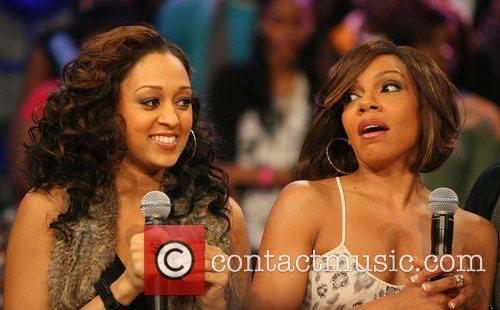 Tia Mowry, The Game and Wendy Raquel Robinson 10
