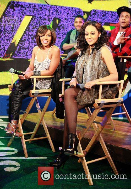 Wendy Raquel Robinson, The Game and Tia Mowry 11