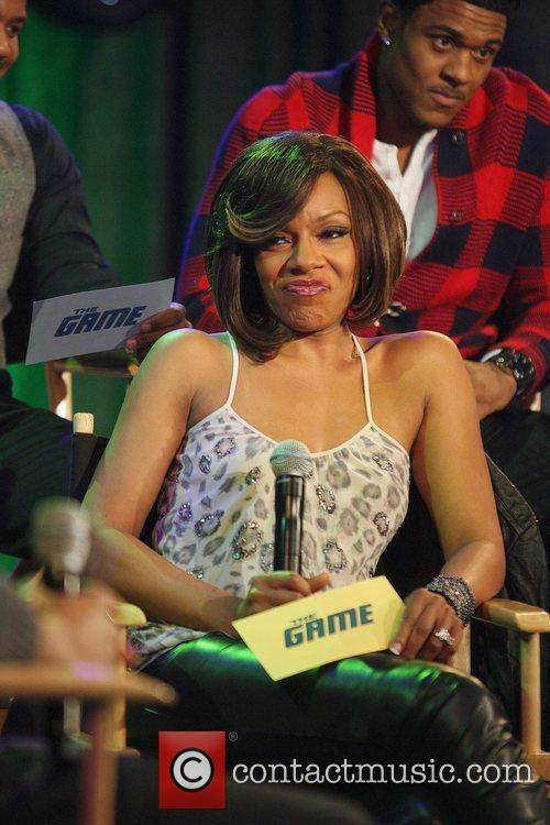 Wendy Raquel Robinson and The Game 10