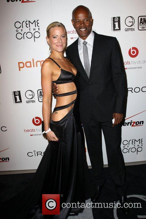 Brittany Daniel and Keenen Ivory Wayans 3