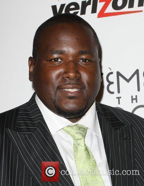 Quinton Aaron and Celebration 1