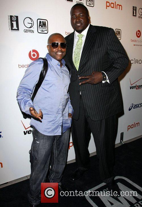Quinton Aaron And Guest, Quinton Aaron and Celebration 2