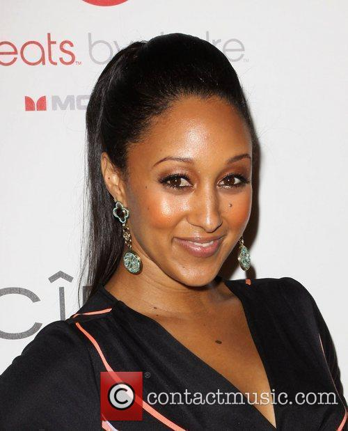 Tamera Mowry and Celebration 2