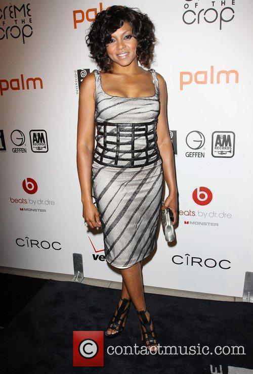 Taraji P. Henson and Celebration 8