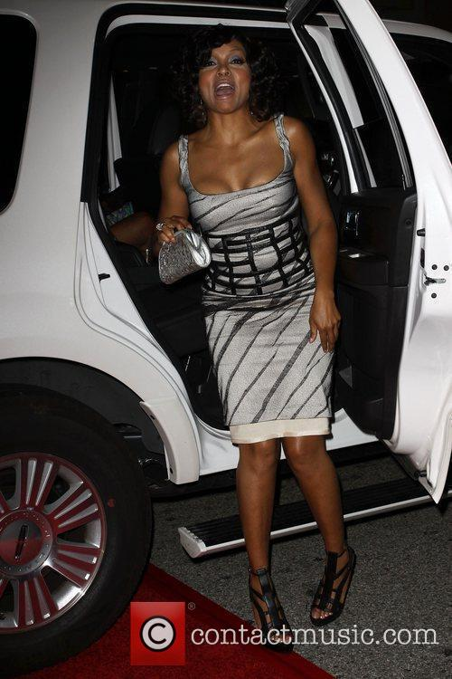 Taraji P. Henson and Celebration 1
