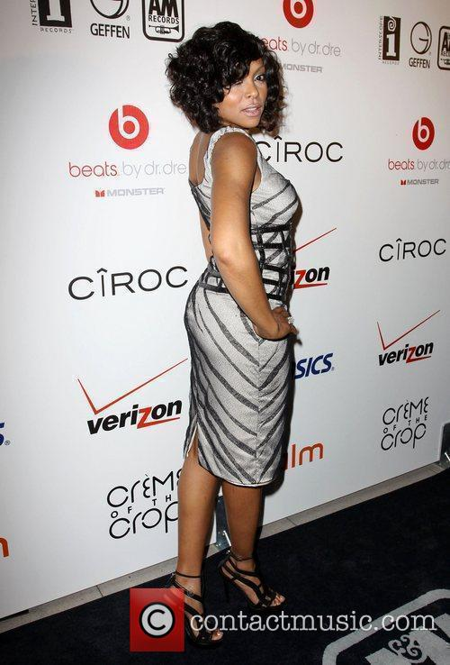 Taraji P. Henson and Celebration 6