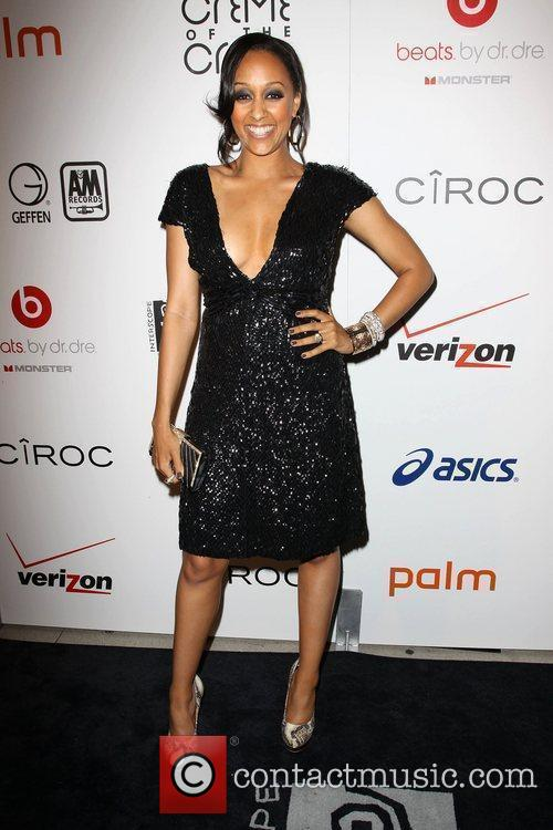 Tia Mowry and Celebration 4